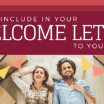 What to Include in Your Welcome Letter to Your Tenant